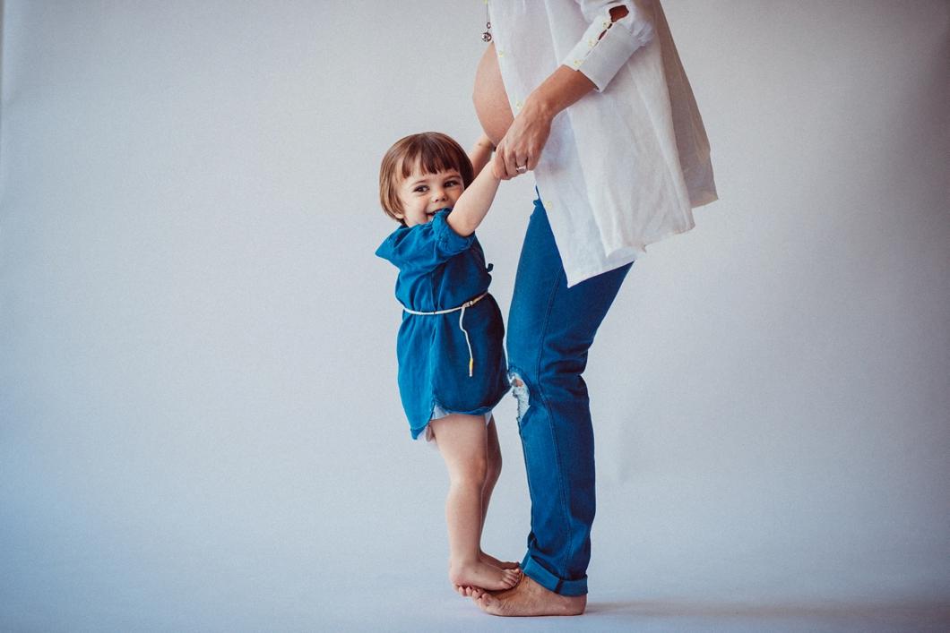 fotografia in gravidanza