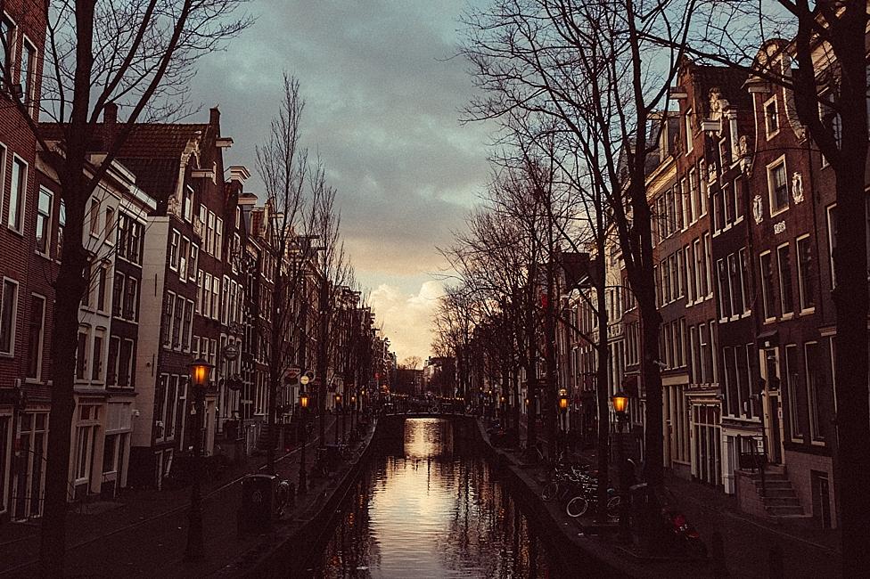 fotografia di Amsterdam